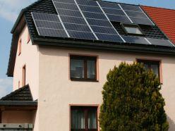 Solaranlage auf Mehrfamilienhaus in Weißenborn (Zwickau)