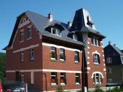 Villa in Hartenstein bei Zwickau mit Schieferdeckung