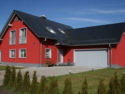 Ziegelarbeiten: Wohnhaus in Niederhohndorf